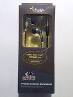 Fuse 08400 Premium Stereo Headphones Camo Pattern