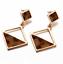 Acrylic-Geometric-Earrings-Statement-Charm-Dangle-Vintage-Punk-Earrings-For-Girl thumbnail 194