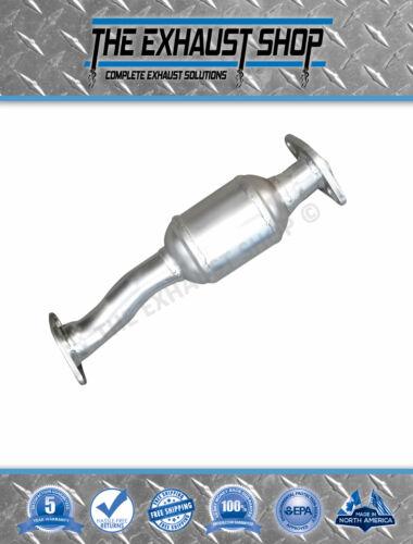 FITS 2004 2005 2006 2007 Suzuki Aerio//SX 2.3L REAR CATALYTIC CONVERTER