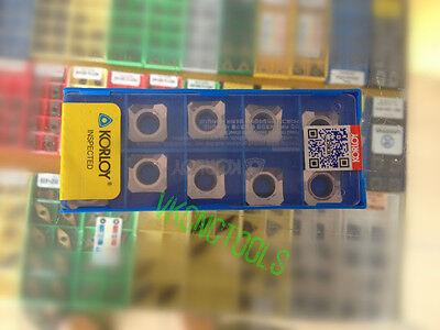 KORLOY SEHT1204AFFN//SEHT43AFFN-X83 H01 Carbide milling inserts 10pc