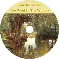Wind In The Willows, Kenneth Grahame Childrens Audiobook Unabridged 7 Audio Cds