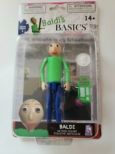 "Phatmojo Baldi/'s Basics 5/"" Action Figure-Bullo"