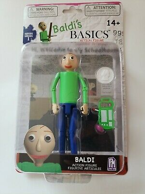 "Baldis Basics 5/"" Action Figure Baldi Multicolour"