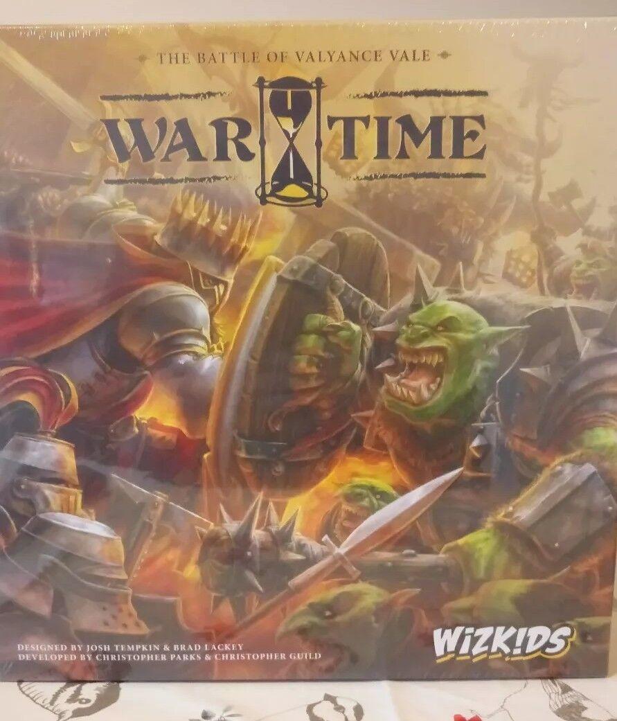 Wartime  The Battle of Valyance Vale -  WizKids WizKids WizKids - 2017 New and Sealed 71c662