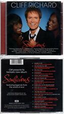 "CLIFF RICHARD ""Soulicious"" (CD) 2011 NEUF"