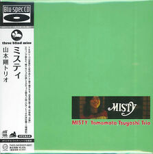 TSUYOSHI YAMAMOTO TRIO-MISTY-JAPAN MINI LP BLU-SPEC CD  F56