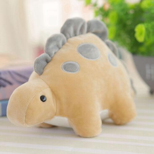 Lovely Cartoon Animal Dinosaur Plush Toy Stuffed Dolls Home Car Throw Pillows