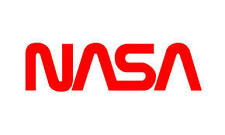 NASA Worm Logo, Van, Laptop, Scooter Vinyl Decal Sticker