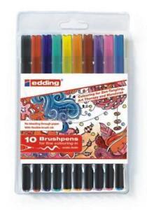 10-EDDING-BRUSHPEN-Pinselstifte-variable-Spitze-HAND-LETTERING-1340