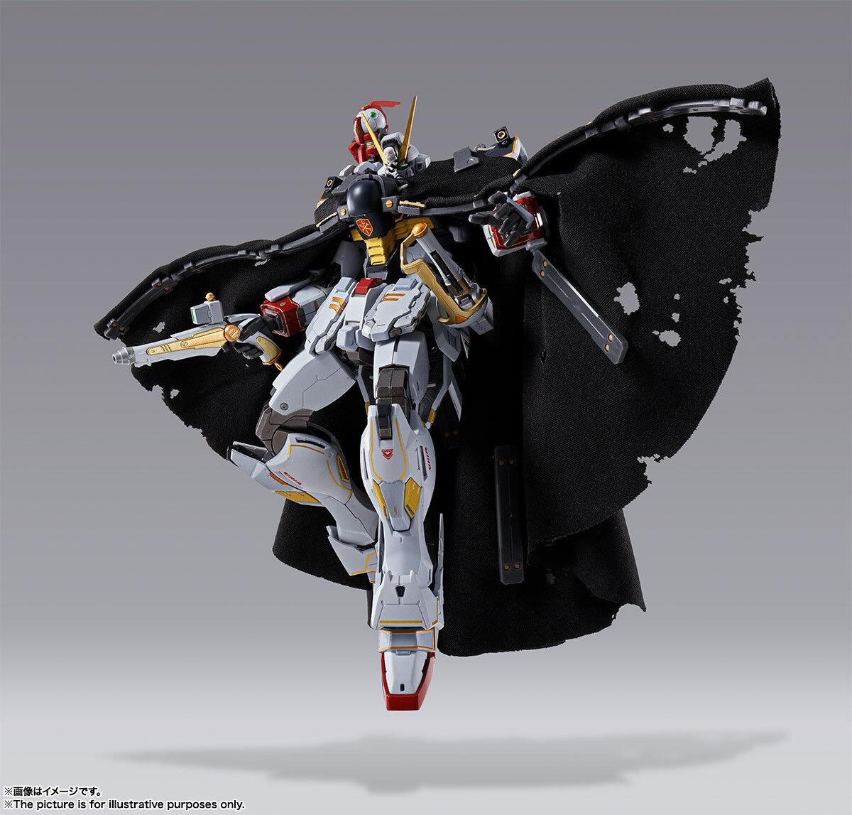 Bandai Metal Construir Crossbone Gundam X1 versión japonesa