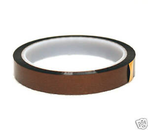 1-High-Temperature-Voltage-Insulation-Tape-Amber-W-10mm