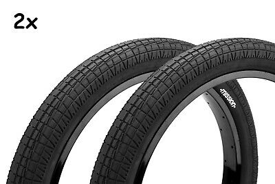 Vee Tire Skinwall Mission Command Junior Fat 20x4.0 Tire Folding 1 or 2 Tyres