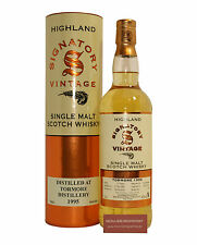 Tormore 21 Jahre Signatory Vintage  Single Malt Whisky 43,0% vol. - 0,7 Liter