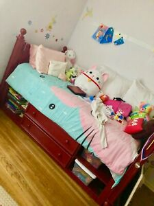 Image Is Loading Beautiful Kids Bedroom Set Stanley Furniture Young America