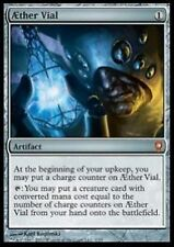 *MRM* ENG Fiole d'Aether - Aether Vial MTG From the vault