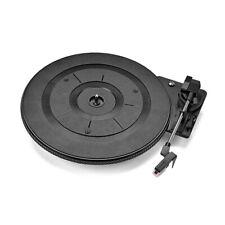 Vintage Vinyl LP Record Player Turntable 28cm 3 Speed(33/45/78 RMP) w/Stylu W0Z0