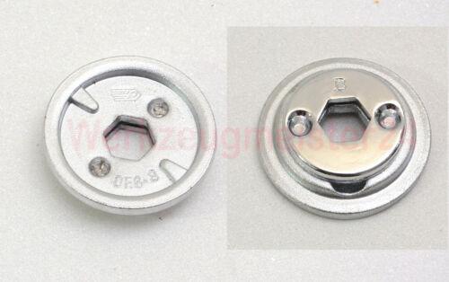 für verschiedene Fahrzeuge Bremskolbenrückstellwerkzeug Facom DF.6-8 Adapter