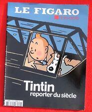 Tintin reporter du Siècle. LE FIGARO Hors série 2004. Etat neuf