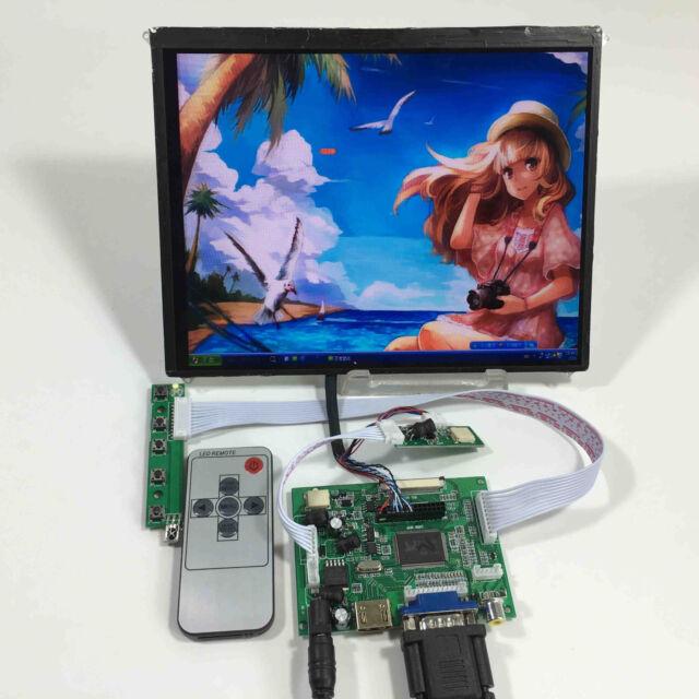 HDMI VGA 2AV Driver board 9.7inch 1024x768 LP097X01 LP097X02 IPS lcd panel