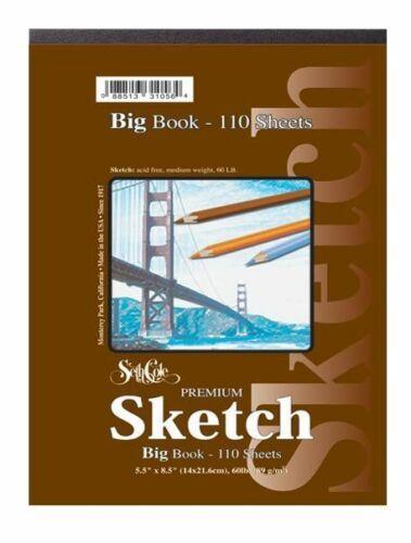 "SETH COLE 9SK100975 SC92TB 18/"" X 24/"" PREMIUM SKETCH BIG BOOK"