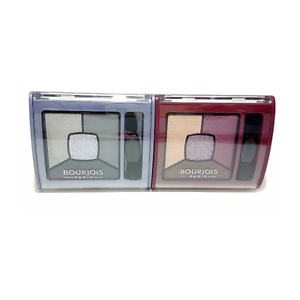 1X-Bourjois-Smoky-Stories-Quad-Eyeshadow-Assorted-100-Brand-New-Collection
