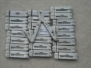 ONE Leatherman Micra Multi-Tool, Knife, Scissors, Stainless – Very Good