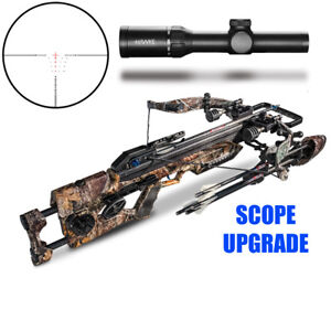Details about Excalibur Assassin Crossbow Package with UPGRADED Hawke XB30  Pro Scope