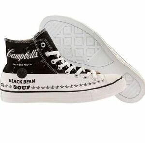 08aa572dd6c4 Chuck Taylor All Star Andy Warhol Sneaker Campbell s Soup choose ...