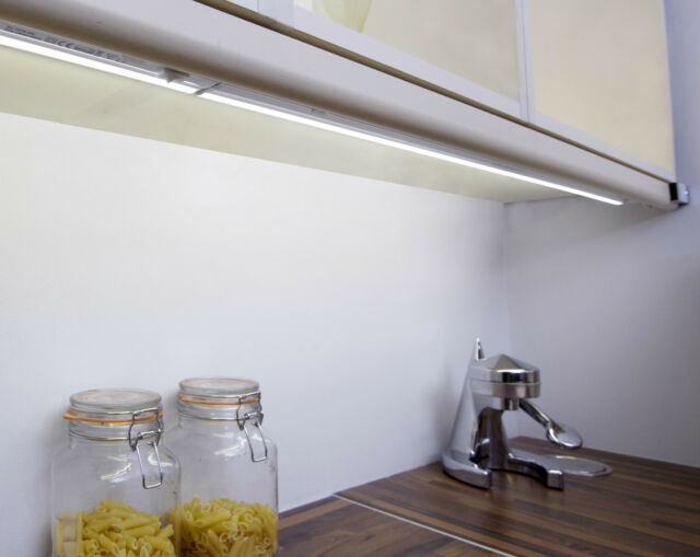Led Link Light Kitchen Cabinet Strip 904mm Under Cupboard Linkable Cool White