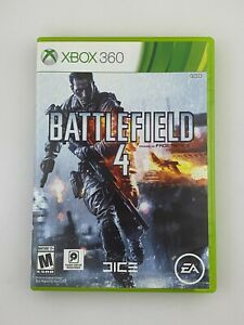 Battlefield 4 - Xbox 360 Game - Complete & Tested