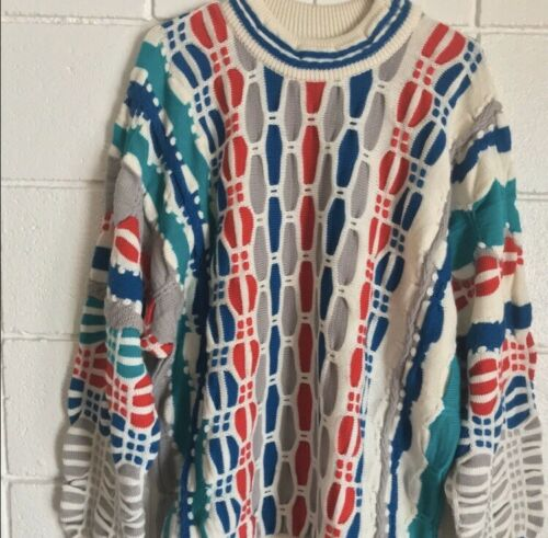 Vintage COOGI 90's sweater