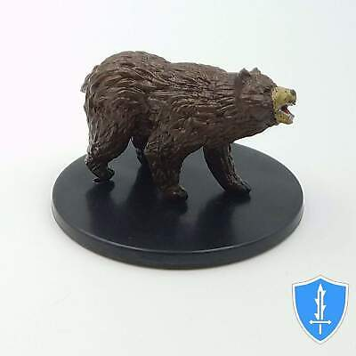 D/&D Icons of the Realm Waterdeep Dragon Heist 25//44 Brown Bear
