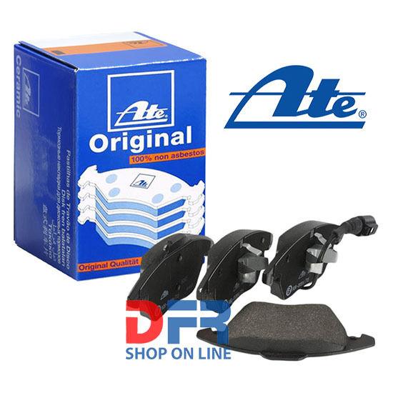 602747 ATE Pastiglie, Pattini Freno AUDI Q5 (8R) 2.0 TFSI hybrid quattro 211 hp