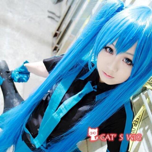 Miku Hatsune Wig Vocaloid Cosplay