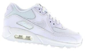 air max blancas junior