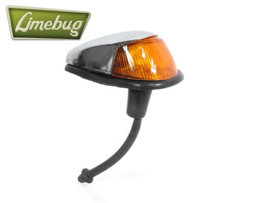 Vw turn signal lumineux montage Chrome T1 Beetle Bug important indicateur 1963-1974