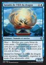 MTG Magic KTK - (4x) Dragon's Eye Savants/Savants de l'Oeil du dragon, French/VF