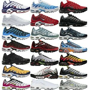 piso Mar misil  NIKE AIR MAX PLUS Tn Tuned Air MEN'S PREMIUM SNEAKERS LIFESTYLE ...