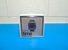 Pebble Time Smartwatch Android/iPhone - Black in Color with Original Box