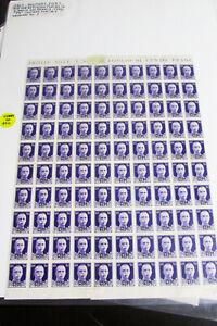 Italien-Selten-MNH-1943-Militaer-Briefmarken-Blaetter-amp-Mehrere-Scott-Wert
