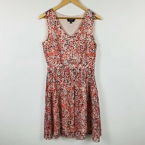 Diana-Ferrari-Women-Dress-039-EXCLUSIVE-PRINT-039-Size-10-Gorgeous-Design