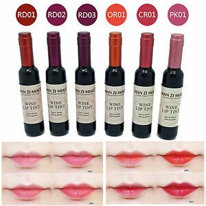 Women-Wine-Bottle-Dyeing-Lip-Gloss-Lasting-Liquid-Tint-Waterproof-Matte-Lipstick