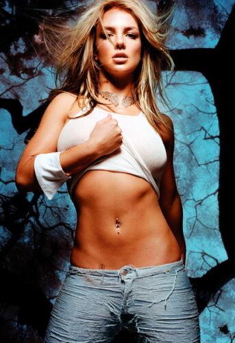 "USA Grammy Sex Girl Super Star Great Singer 24/""x35/"" Poster 025 Britney Spears"