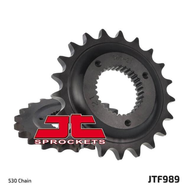 XLH1200 Sportster 1991-92 Steel JT Front Sprocket JTF989-21 H.D
