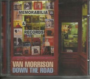 VAN-MORRISON-Down-the-road-2002-CD