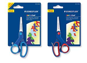 STAEDTLER Noris Club Scissors 14cm LEFT /& RIGHT HANDED Children/'s Hobby /& Craft