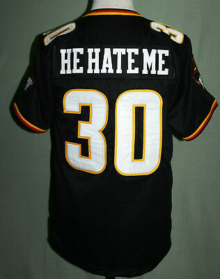 HE HATE ME #30 ROD SMART FOOTBALL JERSEY QUALITY NEW SEWN ANY SIZE | eBay