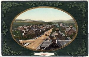 EDZELL  Angus  Scotland  c1900s era  postcard - <span itemprop=availableAtOrFrom>Lincoln, United Kingdom</span> - EDZELL  Angus  Scotland  c1900s era  postcard - Lincoln, United Kingdom