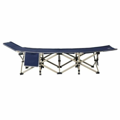 Portable pliable invité simple pliable lit matelas inclinable camping inclinable