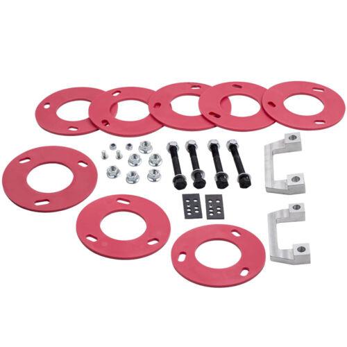 "1.5/""-2.5/"" Front Level Kit Spacer Rings fit Cadillac Escalade ChevroletSilverado"